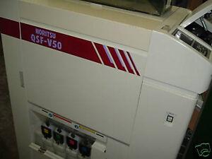 Noritsu QSF  V-50 film processor machine, minilab.