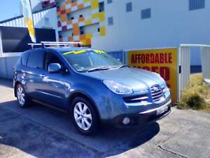 2007 Subaru Tribeca Wagon 1 Year Warranty Woy Woy Gosford Area Preview