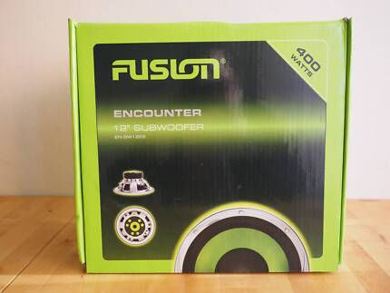 """Fusion Encounter 12"""" Subwoofer - North Ryde"""