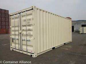 20' HC SHIPPING CONTAINER NEW BUILD SALE $3000 + GST Sydney City Inner Sydney Preview