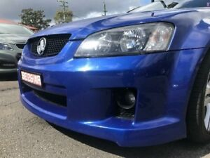 2007 Holden Commodore VE SS Voodoo Blue 6 Speed Manual Sedan