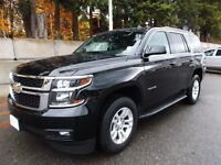 2015 Chevrolet Tahoe AWD, HEATED LEATHER LUX PACK