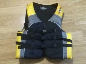 FLUID life jackets for sale.