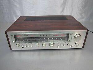 Quality Classic !! Rare  Late 70s  Pontus ICC El Stereo Reciever