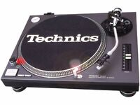 Technics 1200/1210 Turntables Wanted - Any condition