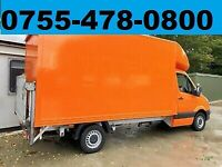 MAN AND VAN 🚚CHEAP☎️☎️REMOVAL SERVICES+MOVERS+HOUSE CLEARANCE,RUBBISH CLEARANCE+VAN HIRE~MOVING VAN