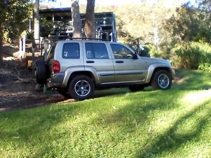 2004 Jeep Cherokee Wagon
