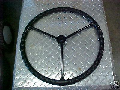 Steering Wheel For John Deere A B G R 50-820 Tractor