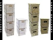 Seagrass Drawers