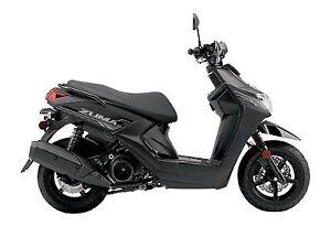 2019 Yamaha BWS125