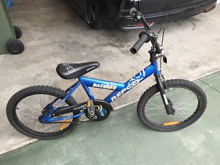 Kids Junior Bike Blue for 10-12 years old 20 inch wheel