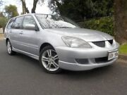 2005 Mitsubishi Lancer CH MY06 VR-X Silver 4 Speed Auto Sports Mode Wagon Manningham Port Adelaide Area Preview