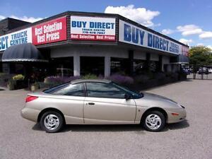 2001 Saturn S-Series Coupe (3 door)