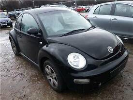 Vw beetle tdi breaking for spares 03 plate