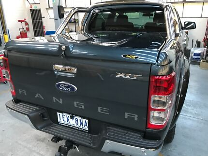 FORD RANGER PREMIUM SPORTS LID WITH SPORTS BAR