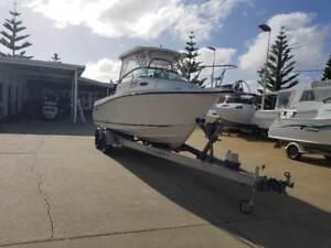 Seaswirl Striper 610 walkaround South Fremantle Fremantle Area Preview