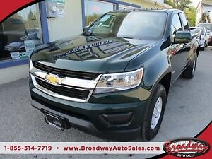 2015 Chevrolet Colorado GREAT KM'S LT MODEL 4 PASSENGER 2.5L - D