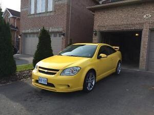 2008 Chevrolet Cobalt SS Turbocharged Coupe (2 door)