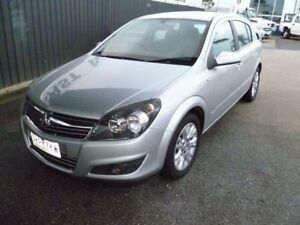 2008 Holden Astra AH MY08 CDX Silver 4 Speed Automatic Hatchback Heatherton Kingston Area Preview