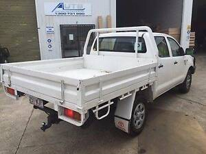 Toyota Hilux 2006 Ute Hydraulic Tipper Tray GUARANTEED FINANCE Mount Druitt Blacktown Area Preview