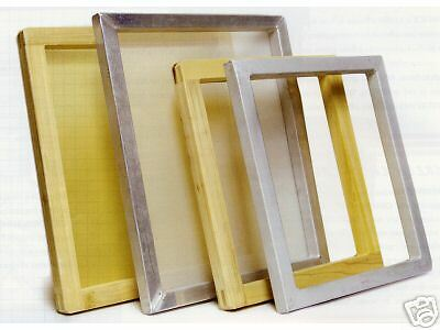 2 Pack 20x24 110 Wood Screen Printing Frames New