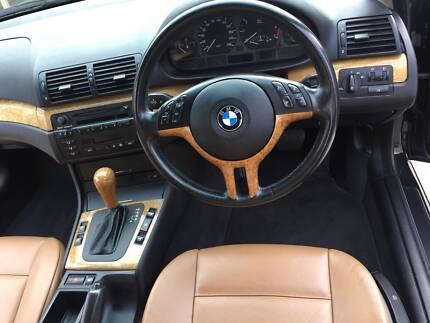 2003 BMW 3 Sedan 118 000 KM + 12 Months Rego