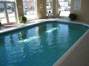 Great 2 bedroom apartment for rent in Sainte-Therese!