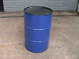 Used Oil Drum, BBQ, Fire Pit, Bonfire, Burning Bin, Incinerator, Pinterest Project