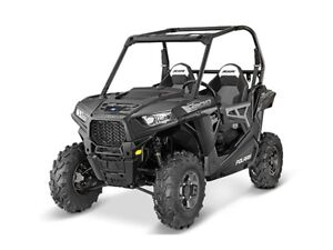 2016 Polaris RZR 900 EPS Trail Stealth Black