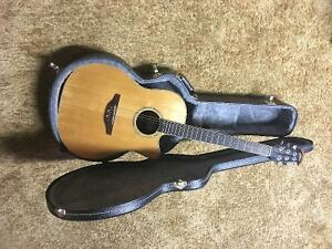 Ovation Acoustic Electric Guitar