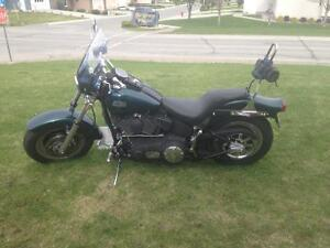 2001 FXSTB1 NIGHT TRAIN MINT