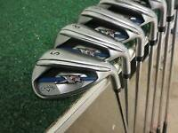 Callaway Irons (nearly new)