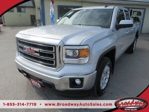 2015 GMC Sierra 1500 POWER EQUIPPED SLE EDITION 6 PASSENGER 5.3L
