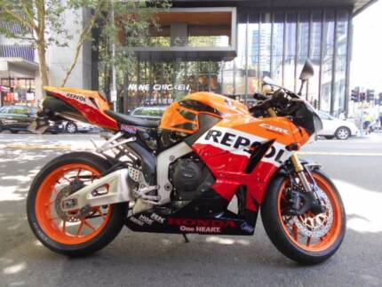 2014 HONDA CBR 600 RR REPSOL