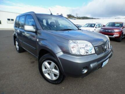2007 Nissan X-Trail T30 MY06 ST-S 40th Anniversary Grey 4 SP AUTOMATIC Wagon
