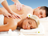 BEST MASSAGE DEAL- 1 HOUR COUPLE MASSAGE