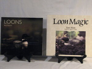 2 Photographic Loon Books