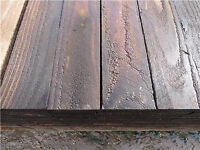 """50 x 112cm long 4""""x1"""" (inch) Wooden wood treated timber DIY carpentry shed gravel board"""