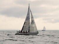 dehler 34 sailing yacht for sale