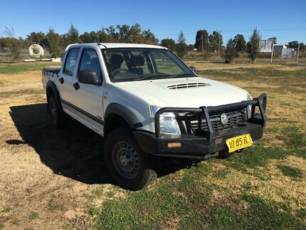TURBO DIESEL 4x4 MARCH 2018 REGO Cumnock Cabonne Area Preview