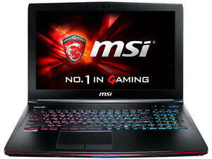MSI GE62 2QF APACHE PRO Kitchener / Waterloo Kitchener Area image 1