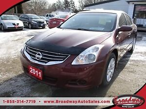 2011 Nissan Altima POWER EQUIPPED 2.5S MODEL 5 PASSENGER 2.5L -