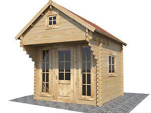 Mini cabanes d'été à vendre