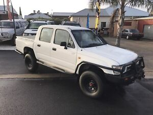LN167r Hilux Diesel 4x4 Mount Gambier Grant Area Preview