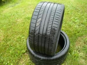 Two 285-30-19 tires $200.00