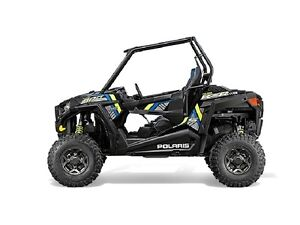 2017 Polaris RZR S 900 EPS Black Pearl Only $19,200