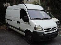 Vauxhall movano 3500