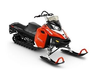 2016 Ski-Doo Summit SP with T3 Package ROTAX 800R E-TEC Lava Red Edmonton Edmonton Area image 1