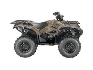 2017 Yamaha Grizzly EPS Realtree Xtra Camouflage