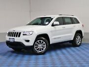 2016 Jeep Grand Cherokee WK MY15 Laredo (4x2) White 8 Speed Automatic Wagon East Rockingham Rockingham Area Preview